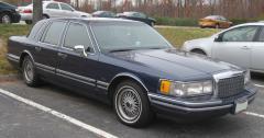 1990 Lincoln Town Car Photo 2