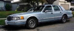 1990 Lincoln Town Car Photo 3