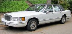 1990 Lincoln Town Car Photo 1