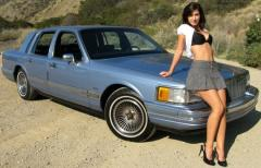 1990 Lincoln Town Car Photo 5