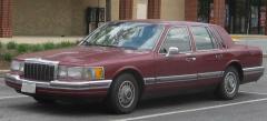 1990 Lincoln Town Car Photo 6