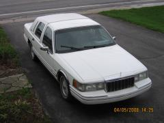 1992 Lincoln Town Car Photo 1