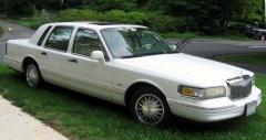 1995 Lincoln Town Car Photo 1