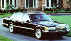 1996 Lincoln Town Car Photo 1