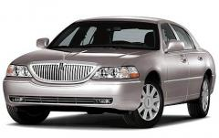 2009 Lincoln Town Car Photo 1