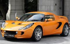 2008 Lotus Elise exterior