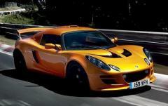 2010 Lotus Exige exterior