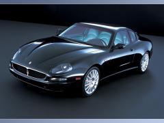 2002 Maserati Coupe Photo 1