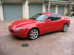 2004 Maserati Coupe Photo 1