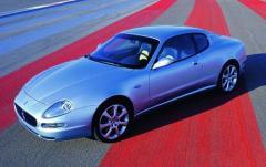 2005 Maserati Coupe exterior