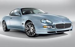 2006 Maserati Coupe exterior