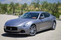 2015 Maserati Ghibli Photo 3
