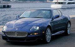 2006 Maserati Gransport exterior