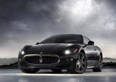 2009 Maserati GranTurismo Photo 2