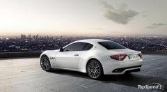 2009 Maserati GranTurismo Photo 5