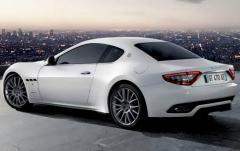 2009 Maserati GranTurismo exterior