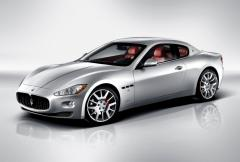 2011 Maserati GranTurismo Photo 1