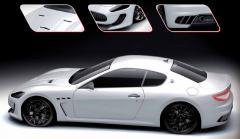 2012 Maserati GranTurismo Photo 3