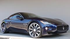 2012 Maserati GranTurismo Photo 7
