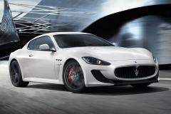 2012 Maserati GranTurismo exterior