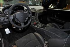 2012 Maserati GranTurismo interior