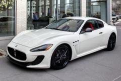 2013 Maserati GranTurismo Photo 1