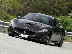 2014 Maserati GranTurismo Photo 1
