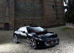 2014 Maserati GranTurismo Photo 3