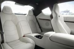 2014 Maserati GranTurismo interior