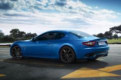 2014 Maserati GranTurismo exterior
