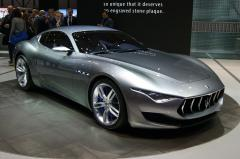 2015 Maserati GranTurismo Photo 6