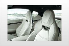 2015 Maserati GranTurismo interior