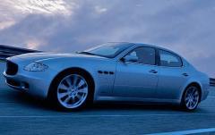 2006 Maserati Quattroporte exterior