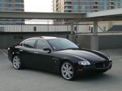 2007 Maserati Quattroporte Photo 1