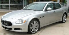 2010 Maserati Quattroporte Photo 1