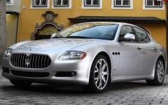 2011 Maserati Quattroporte exterior