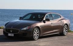 2014 Maserati Quattroporte Photo 1