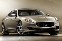 2014 Maserati Quattroporte exterior