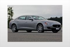 2015 Maserati Quattroporte S Q4 exterior
