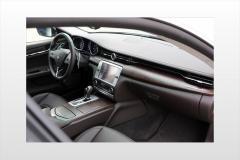 2015 Maserati Quattroporte S Q4 interior