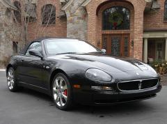 2002 Maserati Spyder Photo 1