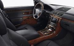 2006 Maybach 57 interior