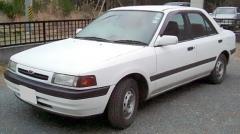 1991 Mazda 323 Photo 1