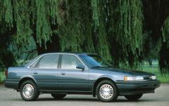 1992 Mazda 626 exterior