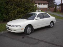 1993 Mazda 626 Photo 1