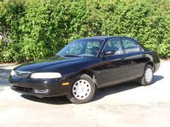 1996 Mazda 626 Photo 1