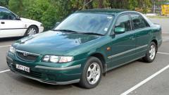 1997 Mazda 626 Photo 1
