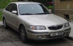 1998 Mazda 626 Photo 1