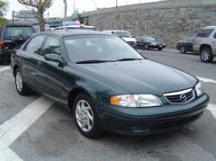 1999 Mazda 626 Photo 1