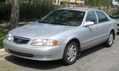 2001 Mazda 626 Photo 1